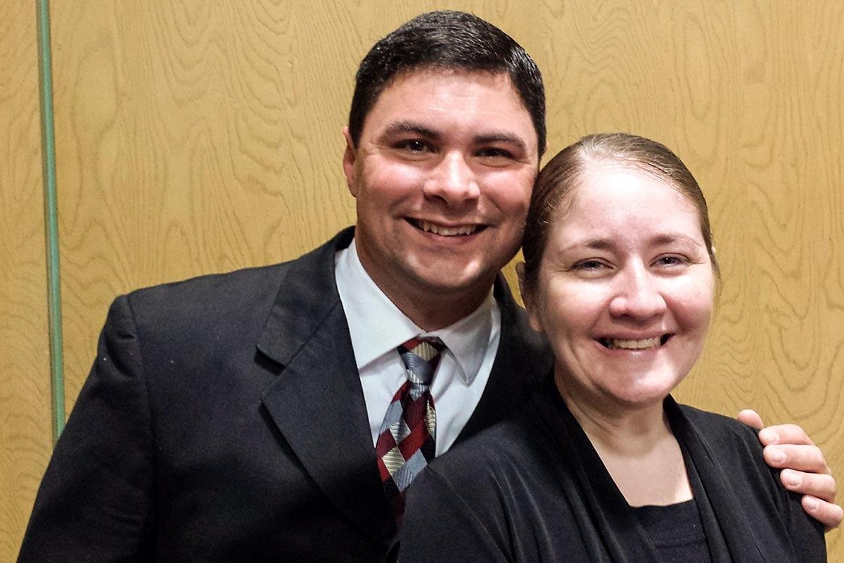 John & Kristin Otto