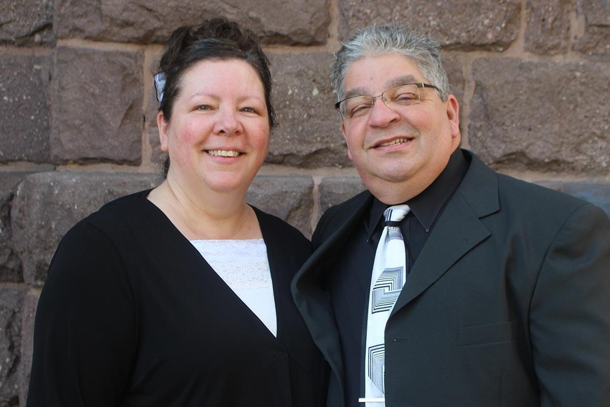 Tony & Michele Roman